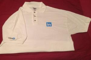 LinkedIn Polo Shirt